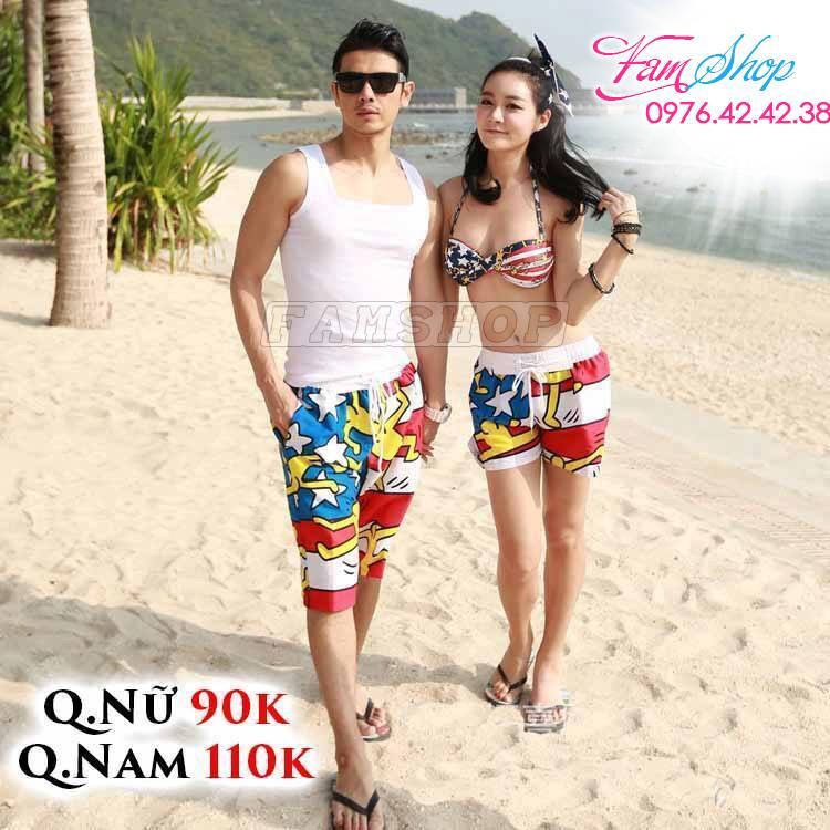 Cua hang do di bien tai Phuc Tan