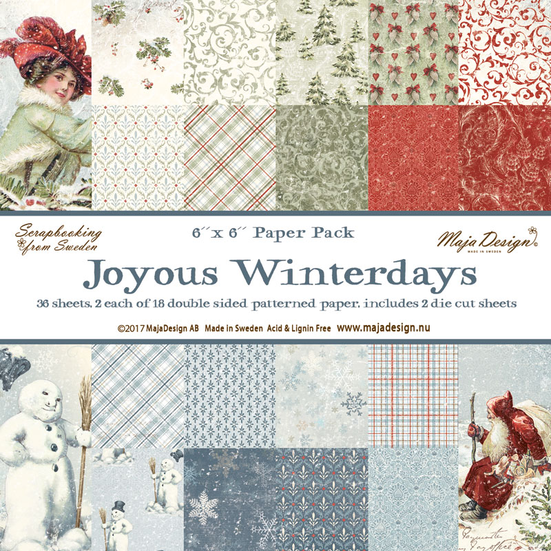 Maja Design Joyous Winterdays