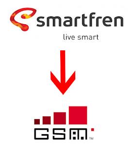 Akhirnya Smartfren Pindah Pelan Ke GSM