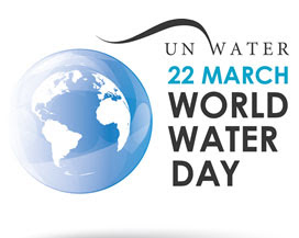 World Water Day: 22 March 2018