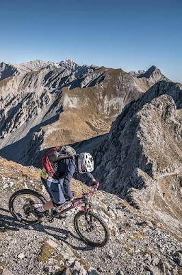 Mountainbike Nordkette Innsbruck