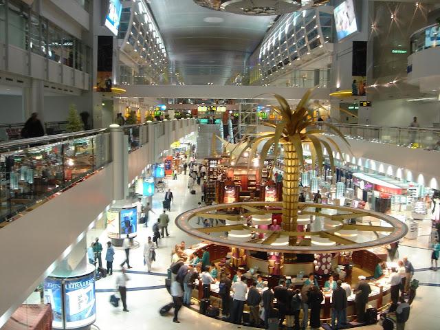 Международный аэропорт Дубая планирует стать самым загруженным в мире