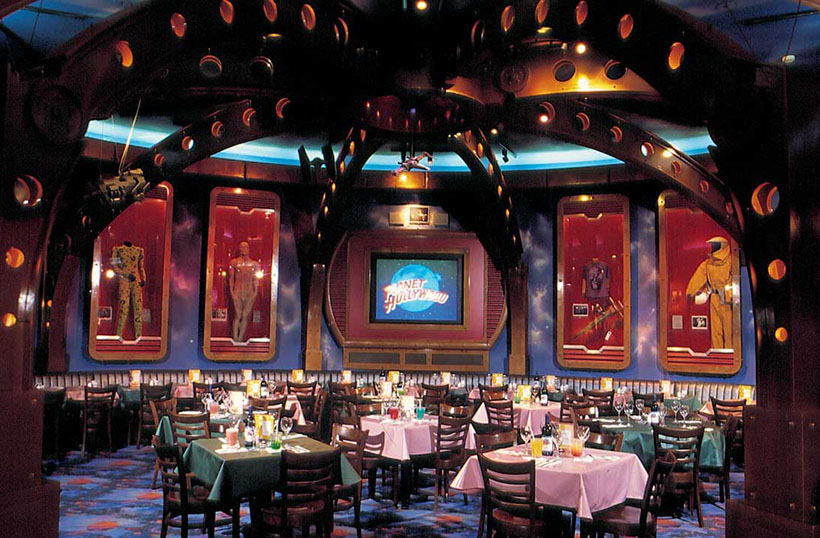 planet hollywood paris - Image via https://www.planethollywoodintl.com/restaurants/paris/