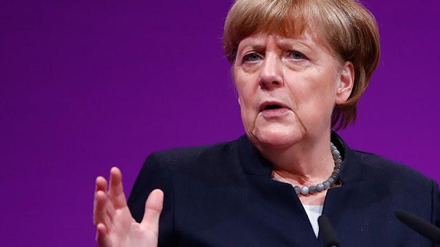 """""""Europa no necesita consejos desde fuera"""": Hollande y Merkel responden a Trump"""