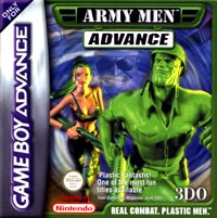 Army Men Advance ( BR ) [ GBA ]