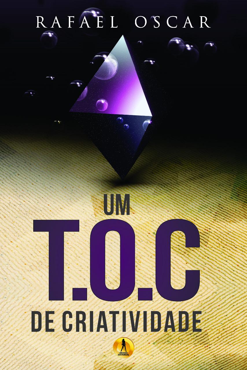 Capa do livro Um TOC de Criatividade
