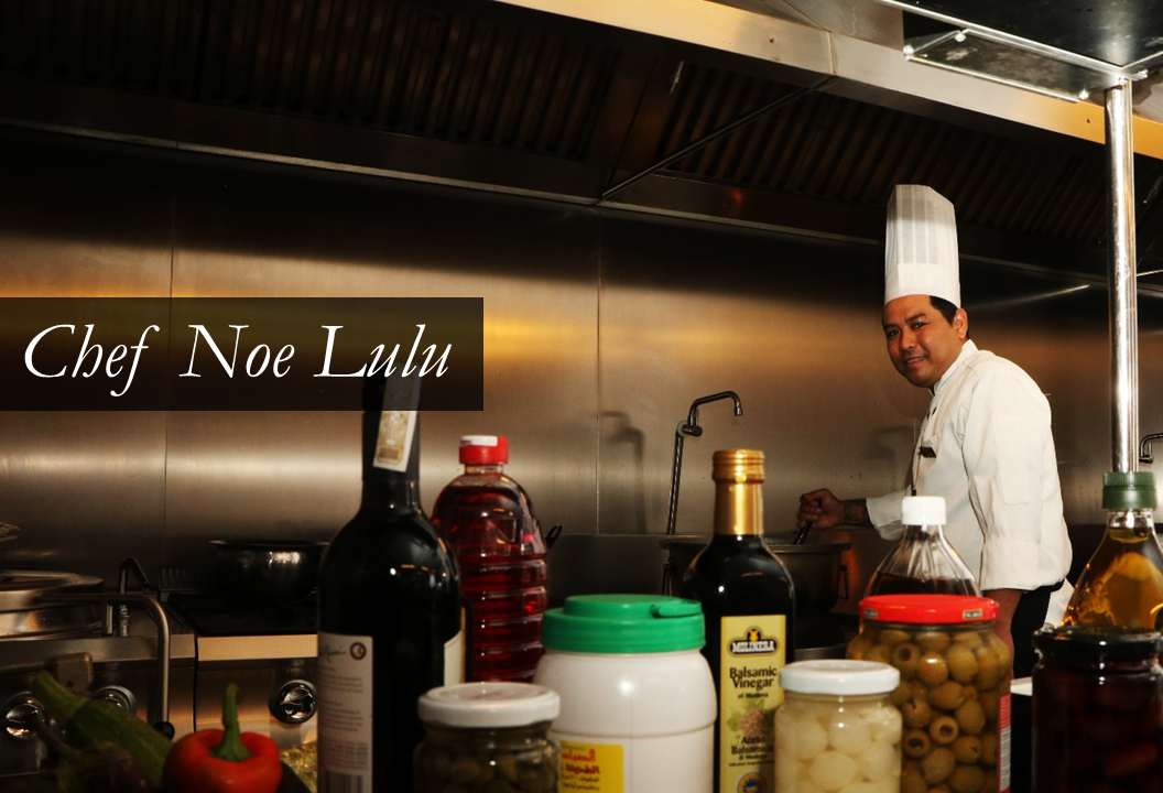 Chef Noe Entered The World Of Hospitality As A Dining Room Attendant Then He Worked Commis In Hotel