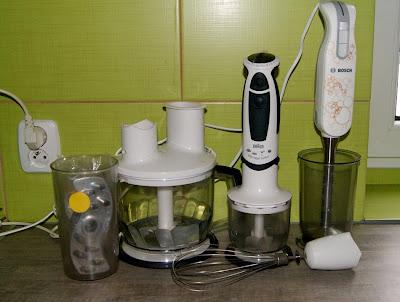 Kuchenni pomocnicy - zestawienie