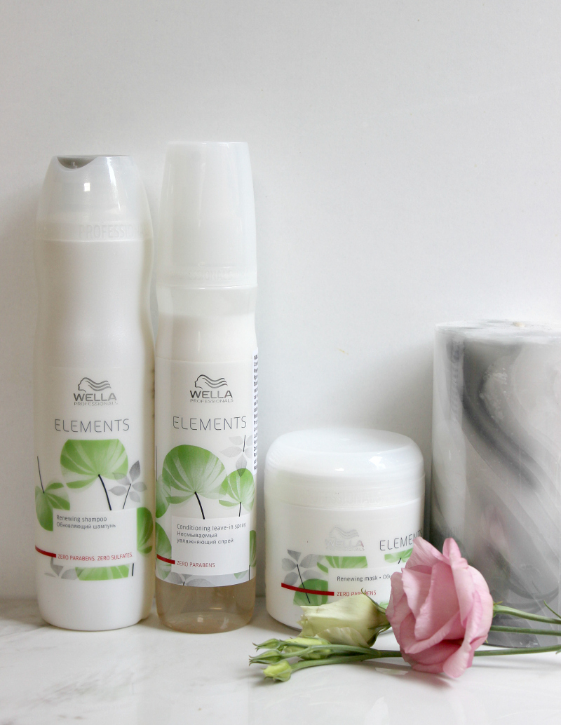 Wella Elements Natural njega kose bez sulfata