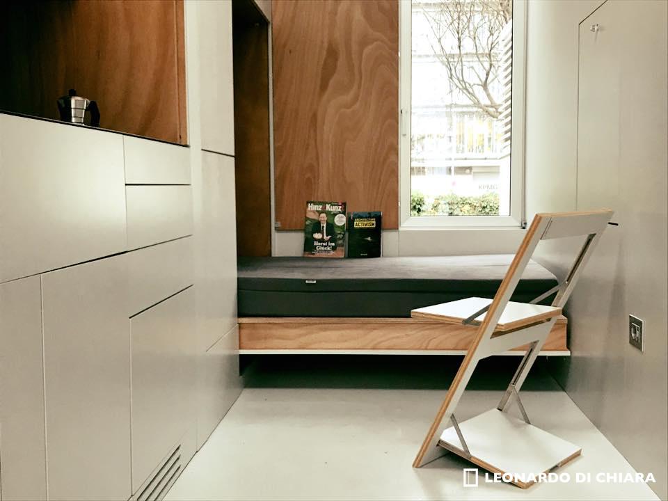 Tiny Home Plans Designs: TINY HOUSE TOWN: AVOID Tiny House By Leonardo Di Chiara