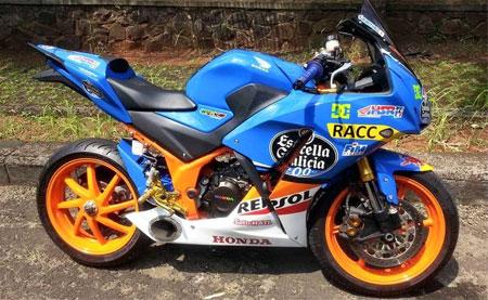 Honda CBR150R El Diablo