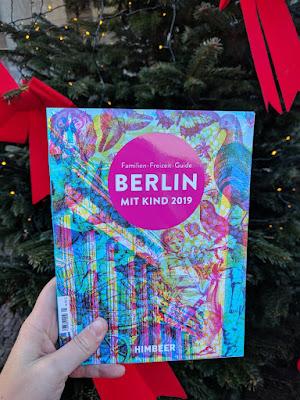 Werbung - Gewinnspiel: Berlin mit Kind