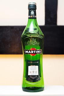 vermut italiano Martini.