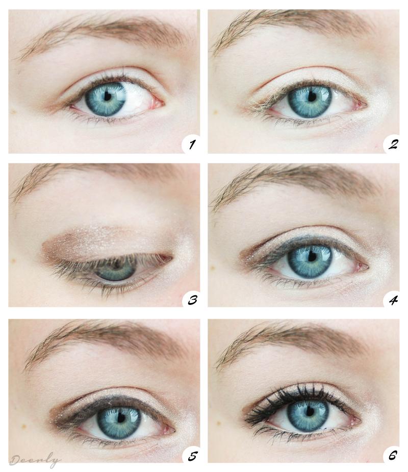 Populaire ❀ Un maquillage printanier pour les yeux bleus ❀ - Deerly - Blog  AT95