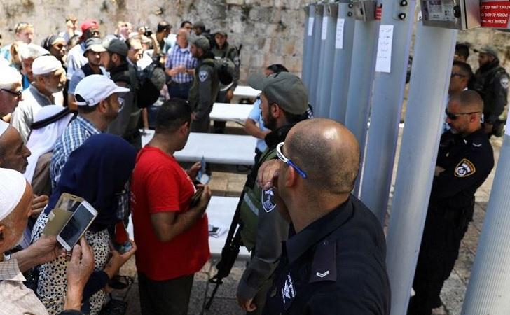 'Jika kawalan keselamatan di Masjidil Aqsa kekal kita akan saksikan ledakan kemarahan'