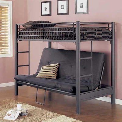 The Best Interior Futon Bunk Beds