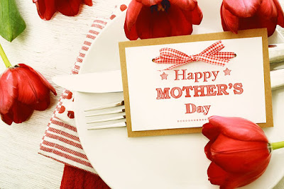 happy Mothers day messages to friends with flower