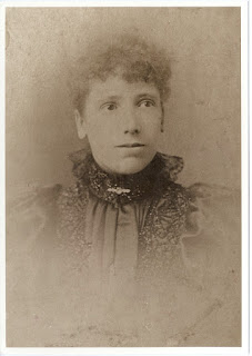 My maternal great-grandmother Kate Amelia Forfar (nee Ellis)