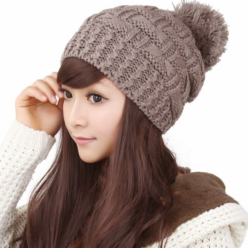 Beautiful Winter Hats for Girls 2014 | Fashionate Trends