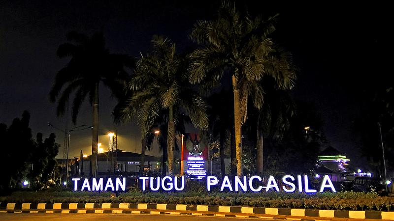 Taman Tugu Pancasila Pontianak