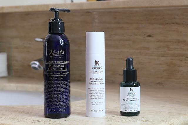 ¿Qué tres productos NUNCA pueden faltar en mi rutina facial? |  Embajadora Kiehl's
