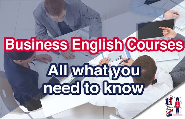 Business English Courses - all that you need to know