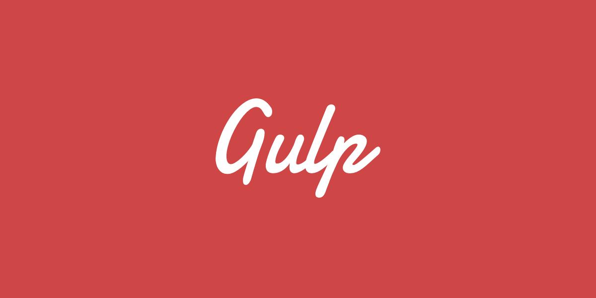 install gulp cli globally