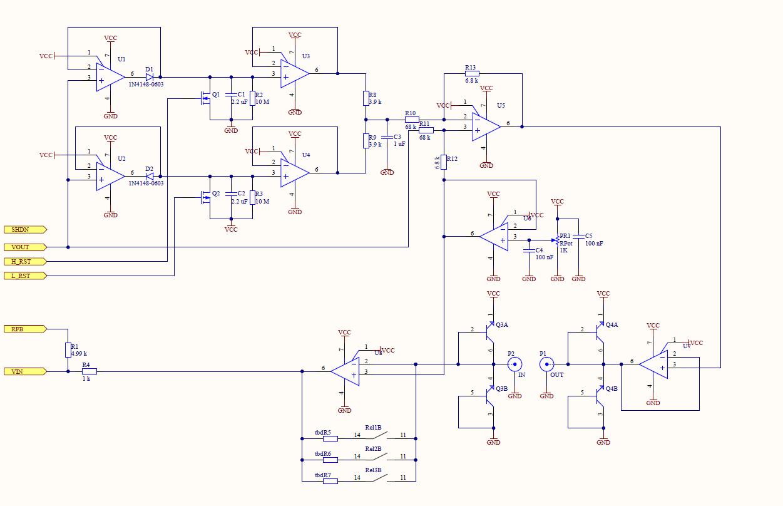 Work work work   : Impedance spectrometer