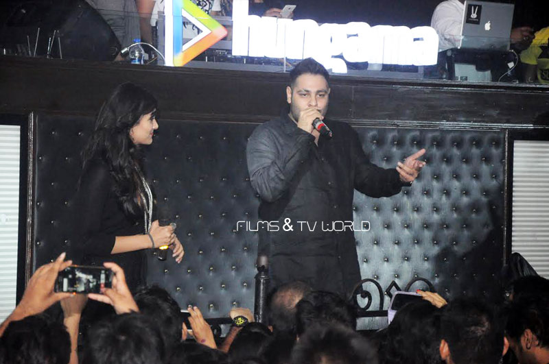 52e339435d04 Sony Music artist Badshah s new single  DJ Waley Babu  launched on Hungama