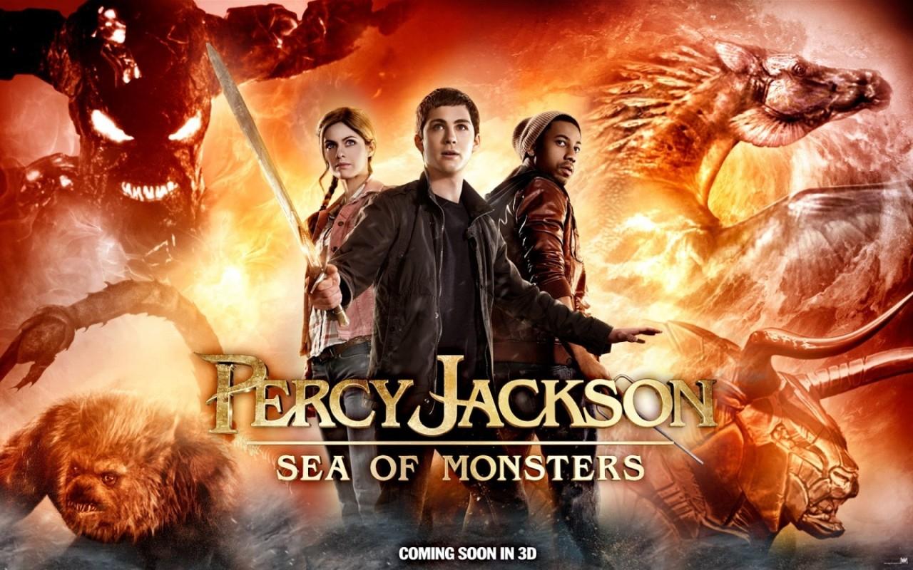 Krezi Kanmani Mani Percy Jackson Sea Of Monsters Review