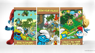 Smurfs Village Apk+Data Mod Gold/Resource v1.46.0
