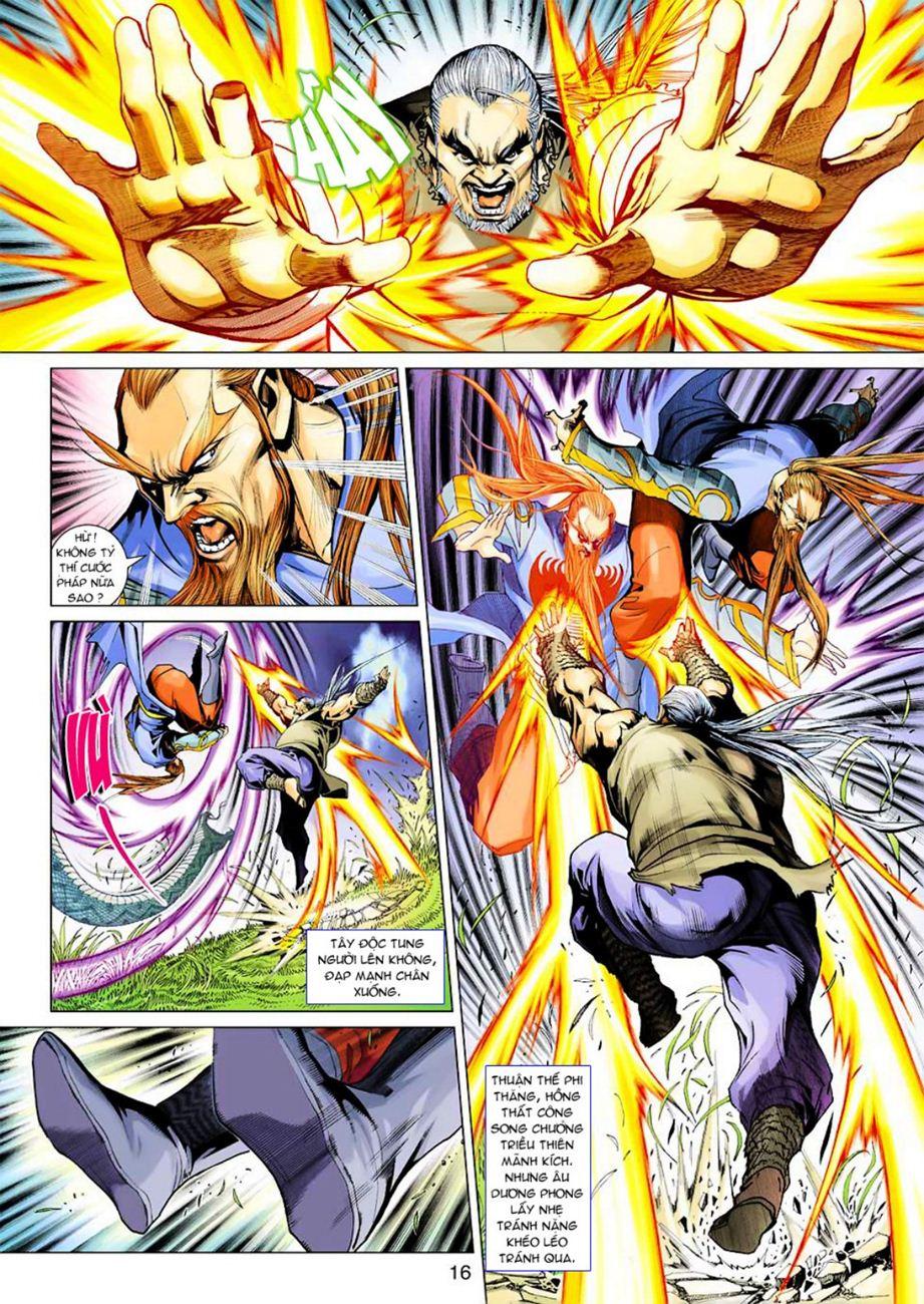 Anh Hùng Xạ Điêu anh hùng xạ đêu chap 45 trang 16