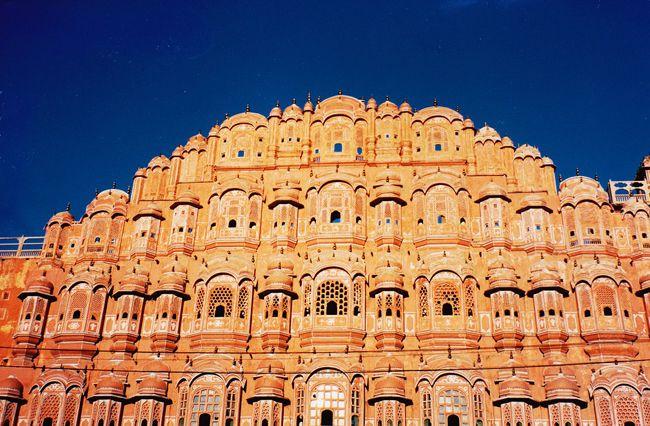Hawa-mahal-Rajasthan facts