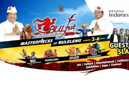 Masterpiece of Buleleng Tema Buleleng Festival 2016