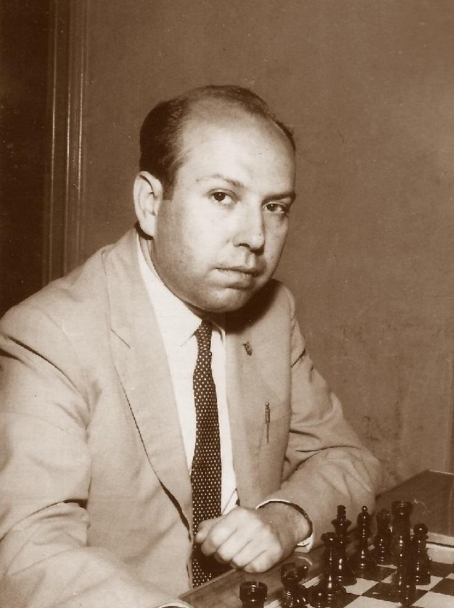 Arturo Pomar Salamanca en 1964