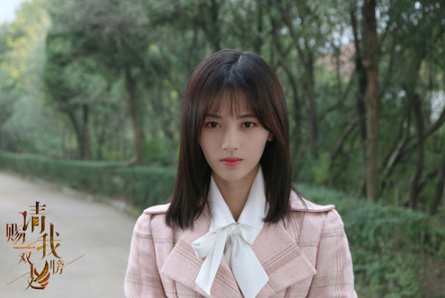 Please Give Me A Pair of Wings Chinese TV Series Ju Jingyi