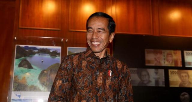 Jokowi Minta Polisi Tindak Penyebar Isu 10 Juta Tenaga Kerja China