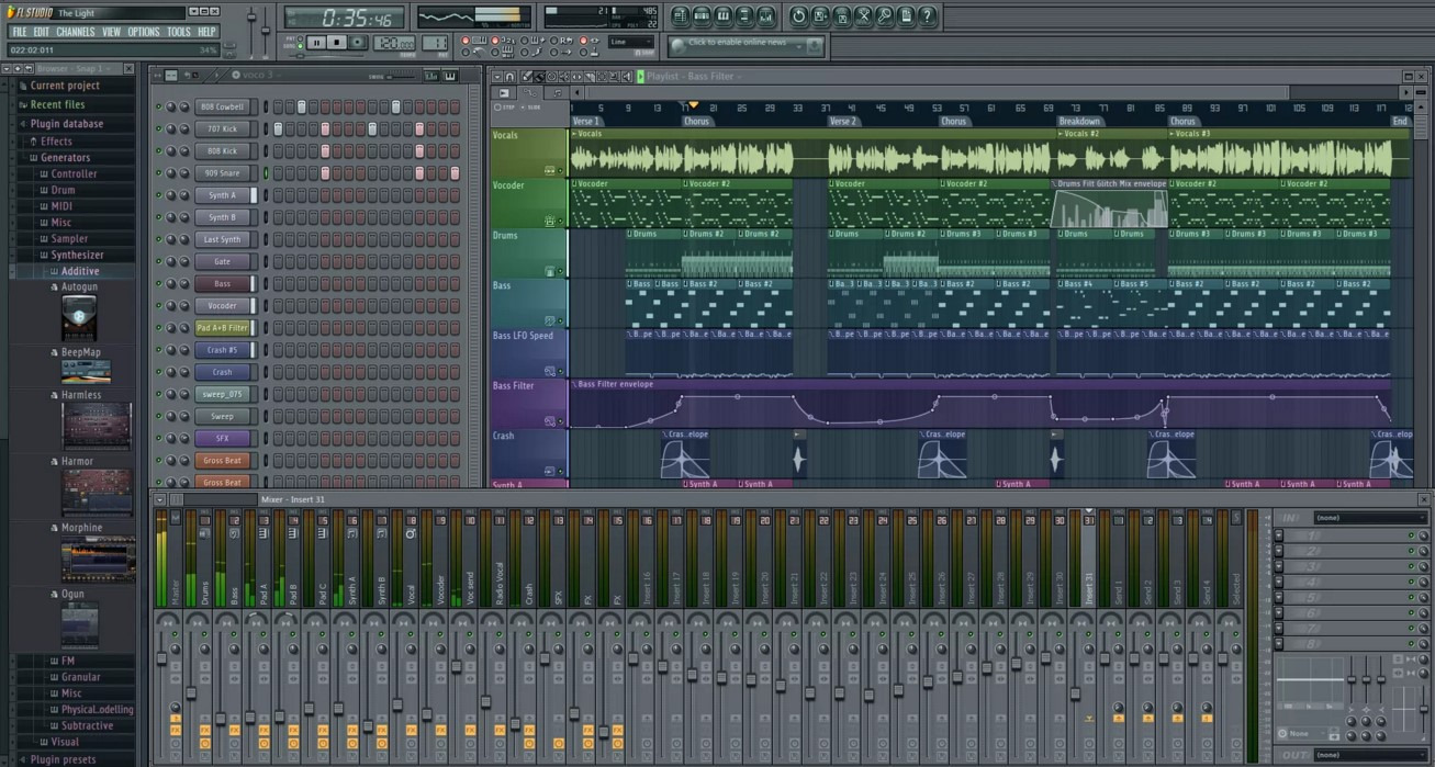 fl studio 12 free full version