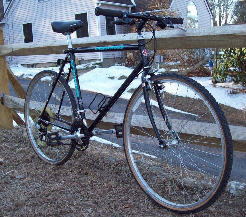 Two Wheels and a fat guy: My Schwinn Crisscross