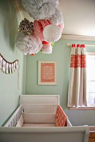 Les Chambres De Bebe Idees Cadeaux De Naissance Pellmell