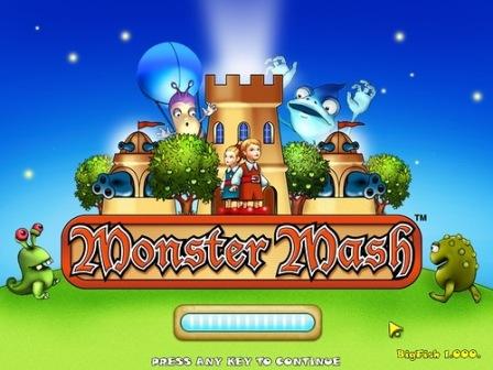 Monster mash game download at logler. Com.