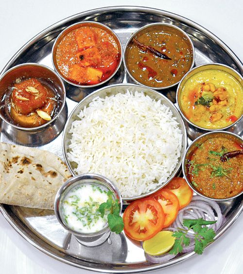 Dhaam- Traditional Food of Himachal Pradesh