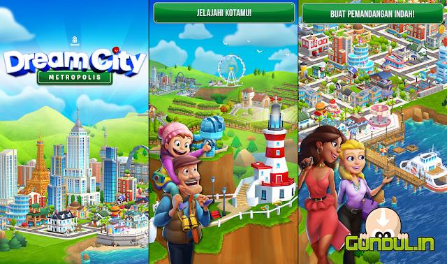 dream citymetropolis