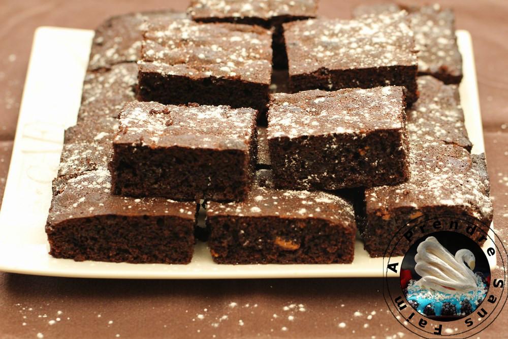 Brownies aux noix de cajou