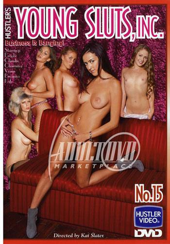 [18+] YOUNG SLUTS INC 15 DVDRip Poster
