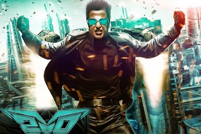 Robo 2.0 clashing with telugu biggies