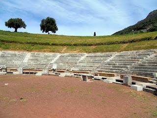 το Θέατρο στην Αρχαία Μεσσήνη