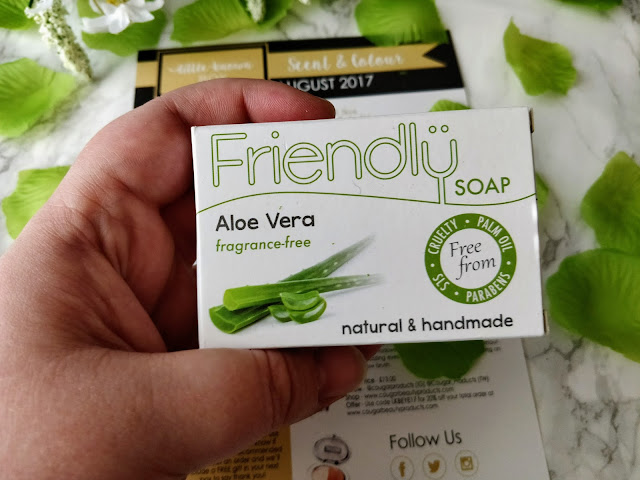 Friendly Soap Aloe Vera
