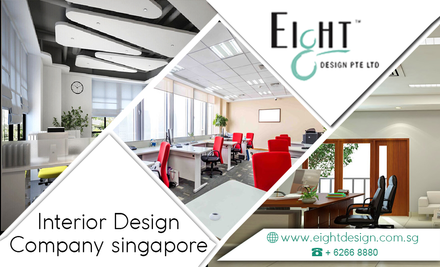 Eight Design Residential Office Interior Design Company