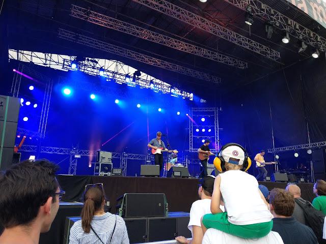 Rolling Blackouts Coastal Fever, OFF Festival 2018